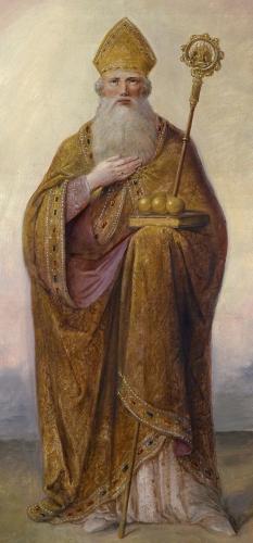 Saint Nicholas, Bishop of Myra, and Confessor