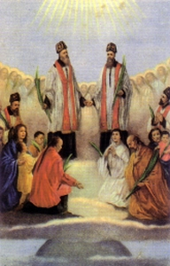 Martyrs of Mangin