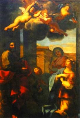Martyrs of the Via Cornelia