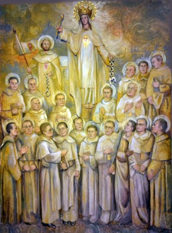 Mercedarian Martyrs of Aragon