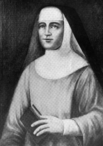 Mother Benedicta Bauer