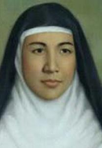 Mother Dionisia de Santa Maria Mitas Talangpaz