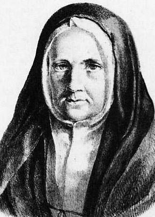Mother Pauline-Louise Pinczon du Sel