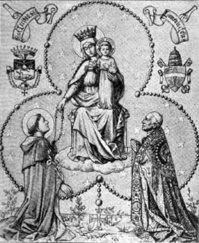 Our Lady's Rosary by Father Thomas Esser, O.P., S.T.M.