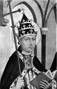 Pope Saint Gregory II