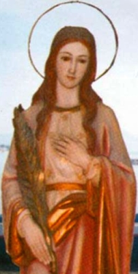 Saint Albina of Caesarea