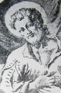Saint Allucio of Campugliano