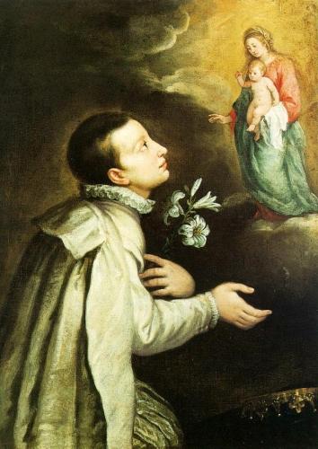 Saint Aloysius Gonzaga