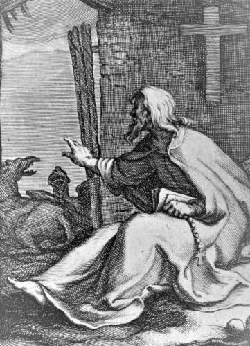 Saint Ammon the Anchorite