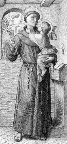Saint Antony of Padua