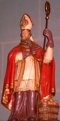 Saint Arnulf of Soissons