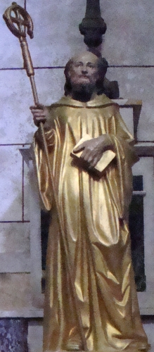 Saint Benedict of Aniane