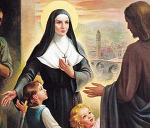Saint Benedicta Cambiagio Frassinello