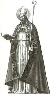 Saint Bruno of Segni