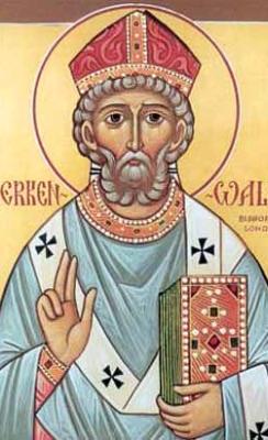 Saint Erconwald of London