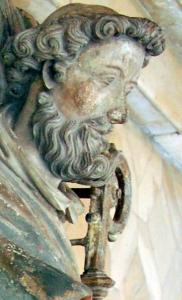Saint Erminold of Prüfening