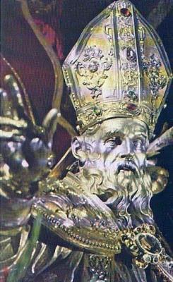 Saint Felician of Foligno