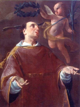 Saint Frontiniano of Alba