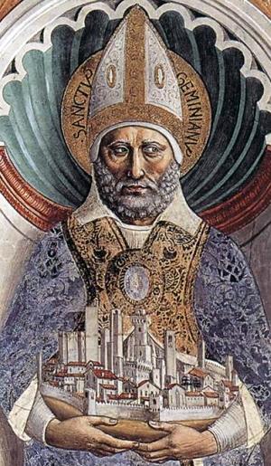 sveti Geminijan iz Modene - škof