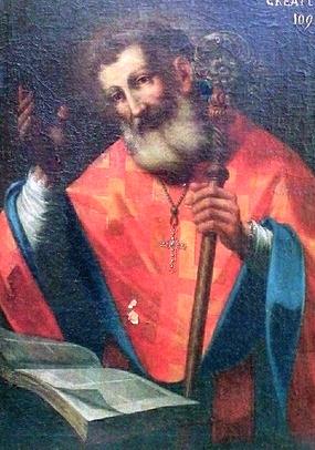 Saint Gerland the Bishop