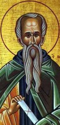 Saint Isidore of Pelusium