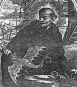 sveti Janez iz Reoma - duhovnik in opat