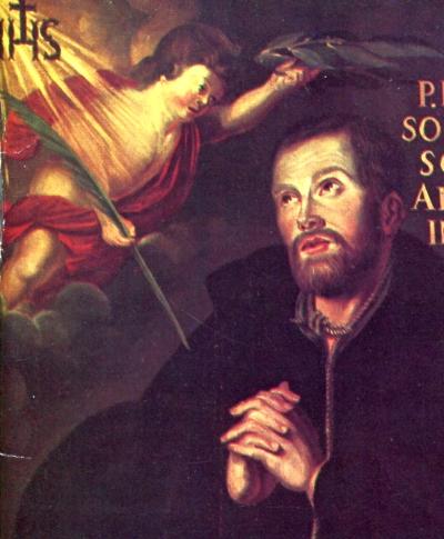 Saint John Ogilvie