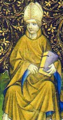 Saint Mansuetus of Toul