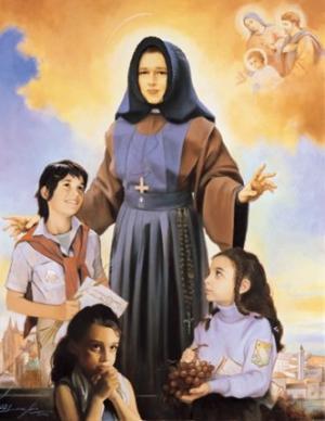 Saint Paola Elisabetta Cerioli