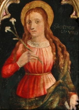 Saint Petronilla