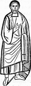 New Catholic Dictionary illustration of Saint Protase