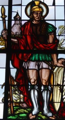 sveti Kvirin - vojak in mučenec