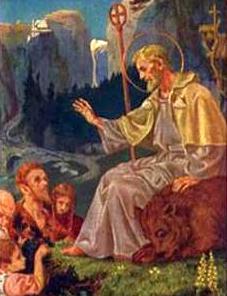 Saint Romedio of Nonsberg
