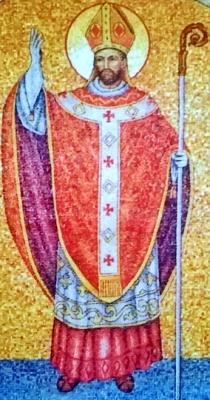 sveti Ruf - škof in mučenec