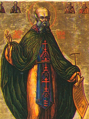 Saint Sabbas of Mar Saba