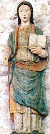 Saint Scariberga of Yvelines