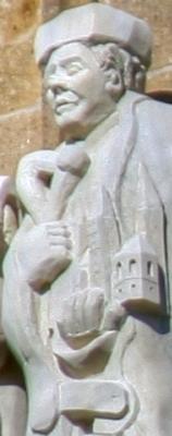 Saint Severinus of Cologne