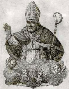 Saint Severinus of Septempeda