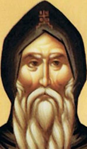 Saint Simeon Salus