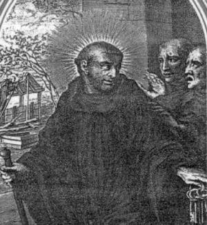 Saint Tillo of Solignac