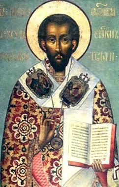 Saint Tycho of Amathus