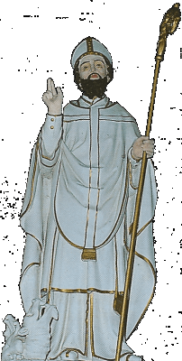 Saint Vigor of Bayeux