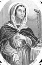 Saint Virginia of Ste-Verge