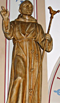 Saint Waldebert of Luxeuil