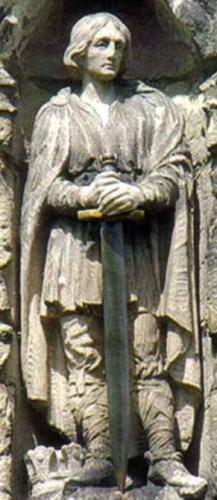 Saint Wystan of Evesham