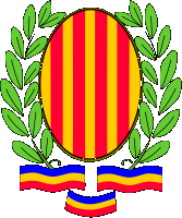 coat of arms for San Julián de Loria, Andorra