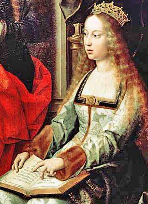 Servant of God Isabella of Spain