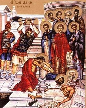 Ten Martyrs of Crete