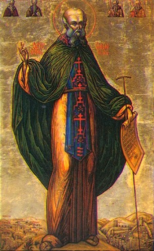 Saint Sabas of Mar Saba