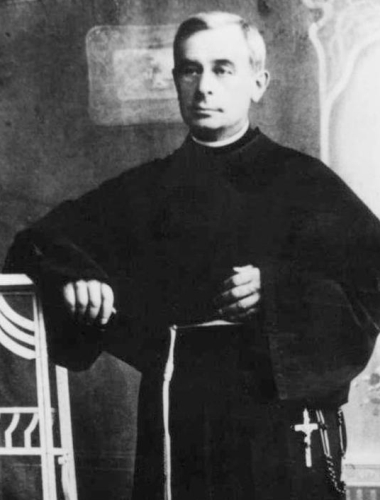 Venerable Józef Jakub Fordon, c.1920